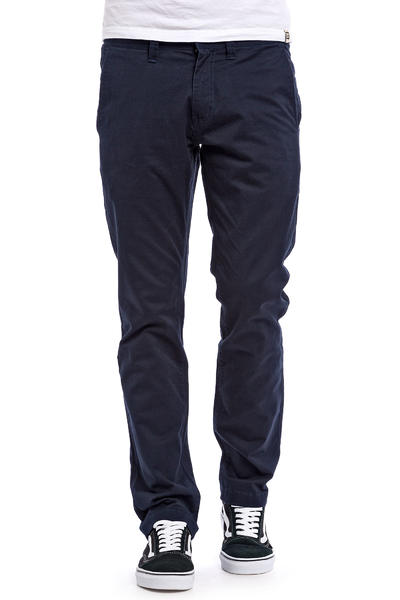 Volcom Frickin Slim Chino Pants (navy)