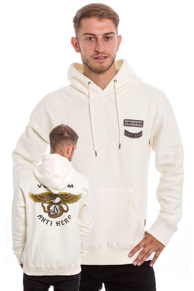 Volcom x Anti Hero Hoodie (egg white)