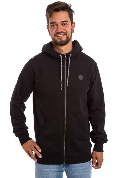 Volcom Single Stone FA16 Zip-Hoodie (black)