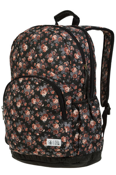 Volcom Fieldtrip Canvas Rucksack 29,5 (black)