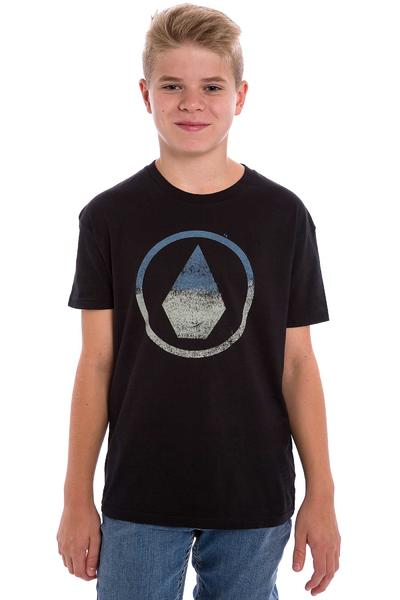 Volcom Canvas BSC T-Shirt kids (black)