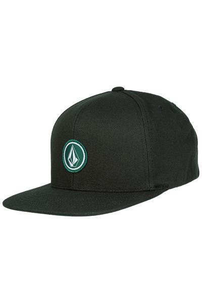 Volcom Quarter Snapback Cap (expedition green)