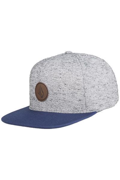 Volcom Quarter Fabric Snapback Cap (mist)