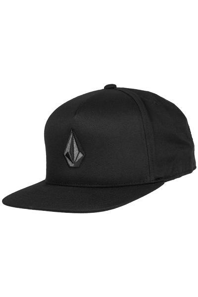Volcom Full Stone Snapback Gorra (black)