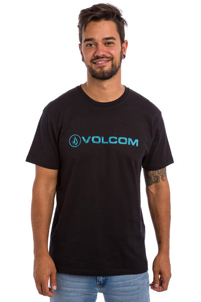 Volcom Euro Pencil BSC T-Shirt (black)