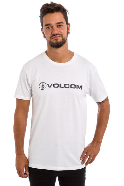 Volcom Euro Pencil BSC T-Shirt (white)