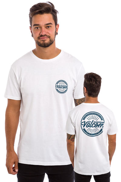 Volcom Message BSC T-Shirt (white)