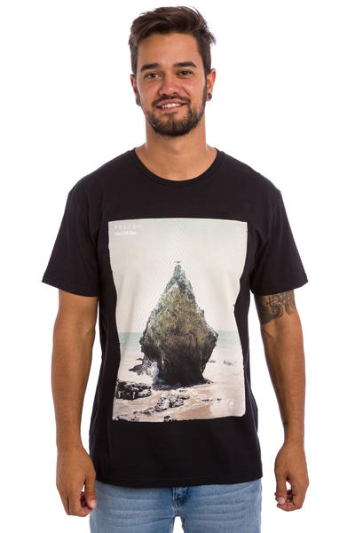 Volcom Stoned B BSC T-Shirt (black)