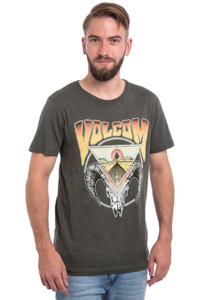Volcom Big Horn LW T-Shirt (asphalt black)