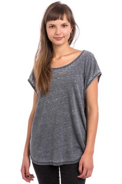 Volcom Simply Solid Circle T-Shirt women (black)