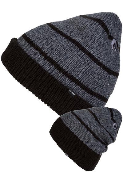 Volcom Mod Stripe FA16 Mütze (charcoal)