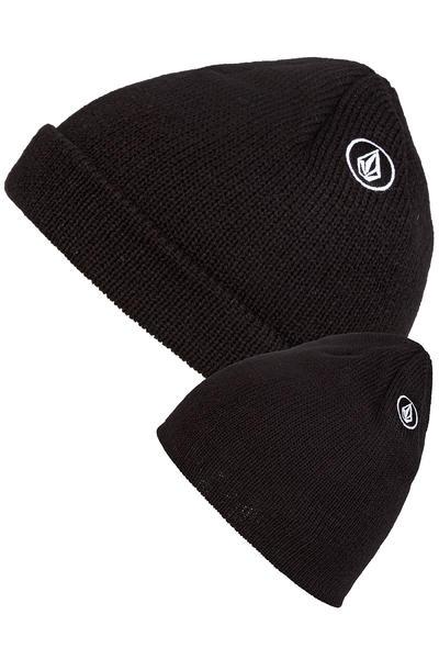 Volcom Woolcot Mütze (black)