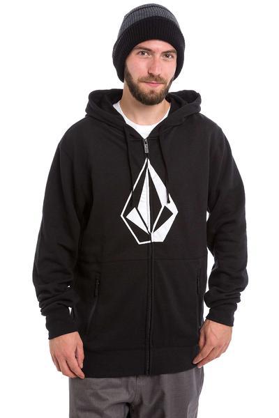 Volcom JLA Stone Snow Zip-Hoodie (black)