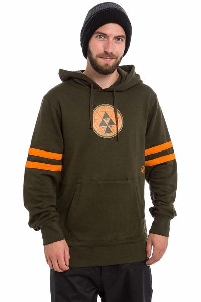 Volcom Faded Snow Hoodie (vintage green)