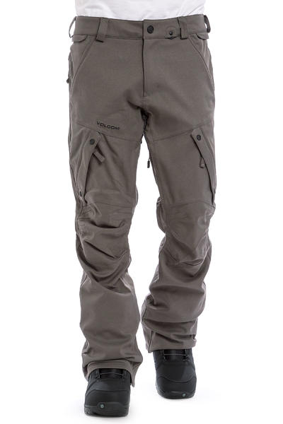 Volcom Articulated Snowboard Hose (charcoal)