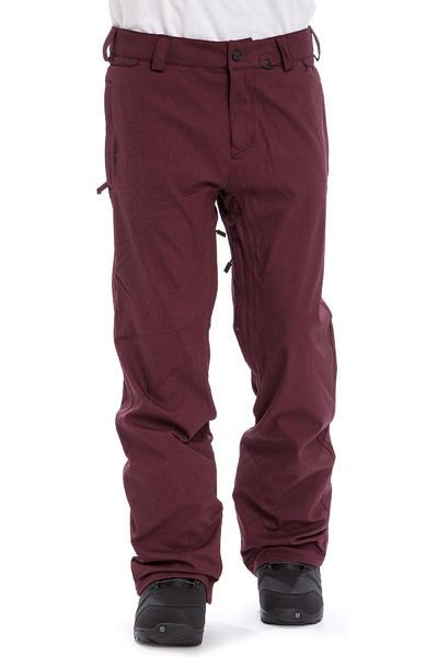 Volcom Freakin Snow Chino Snowboard Hose (burgundy)