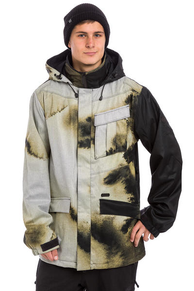 Volcom Mails Insulated Snowboard Jacket (sepia)