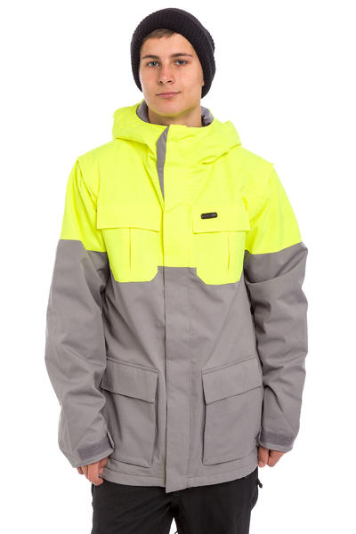 Volcom Alternate Insulated Snowboard Jacke (grey)