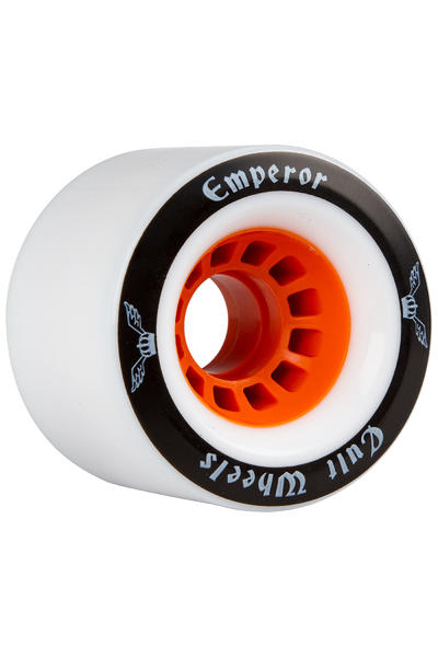 Cult Emperor 71mm 78A Wheel (white) 4 Pack