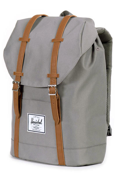 Herschel Retreat Rucksack 19,5L (grey tan)