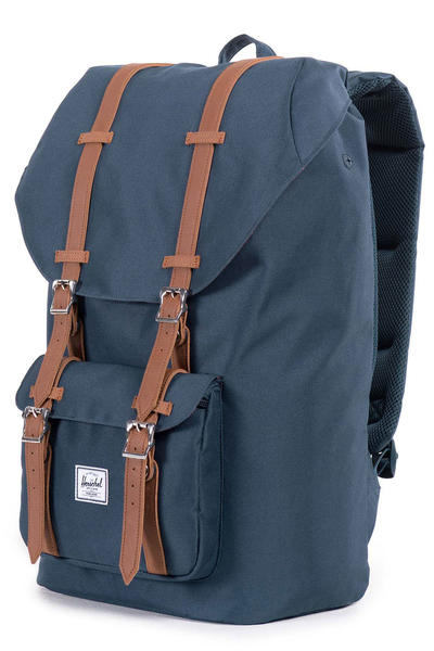 Herschel Little America Backpack 25L (navy tan)