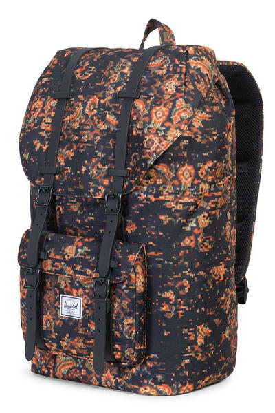 Herschel Little America Backpack 25L (century black rubber)