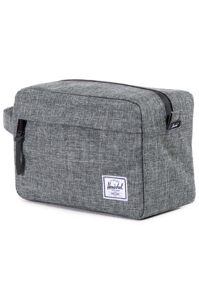 Herschel Chapter Tasche (raven crosshatch)