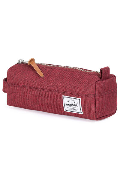 Herschel Settlement Pencil case (winetasting crosshatch)