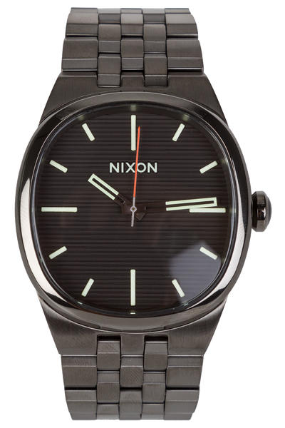 Nixon The Expo Watch (all gunmetal lum)
