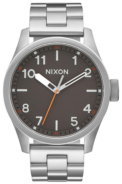 Nixon The Safari Uhr (gunmetal)