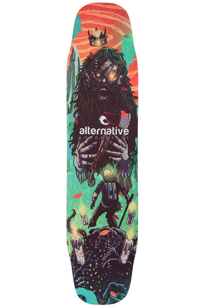 "alternative Chauma W 39.4"" (100cm) Longboard Deck"