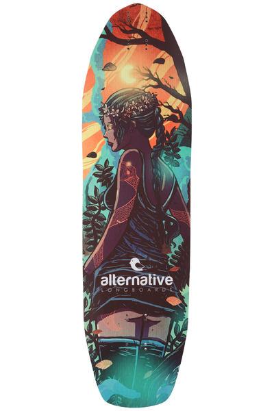"""alternative Fantail 35.8"""" (91cm) Longboard Deck"""