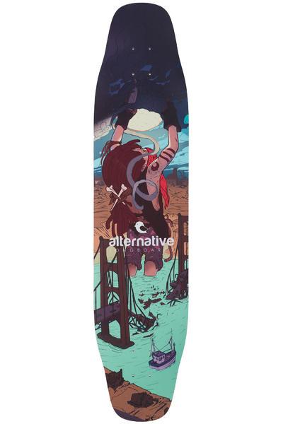 "alternative Flamingo 41.7"" (106cm) Longboard Deck"