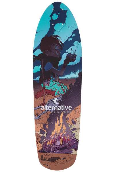 "alternative Hummingbird 28.7"" (73cm) Longboard Deck"