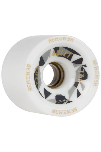 Remember The Farley 72mm 78A Rollen (white) 4er Pack