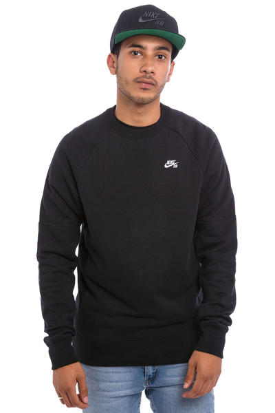 Nike SB Everett Sweatshirt (black white)