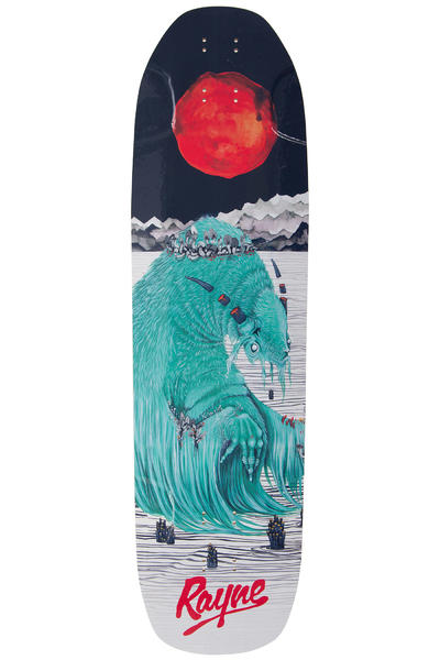 "Rayne Brightside 34"" (86,4cm) Longboard Deck (blood moon)"
