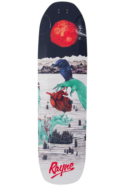 "Rayne Darkside 36"" (91,3cm) Longboard Deck (blood moon)"