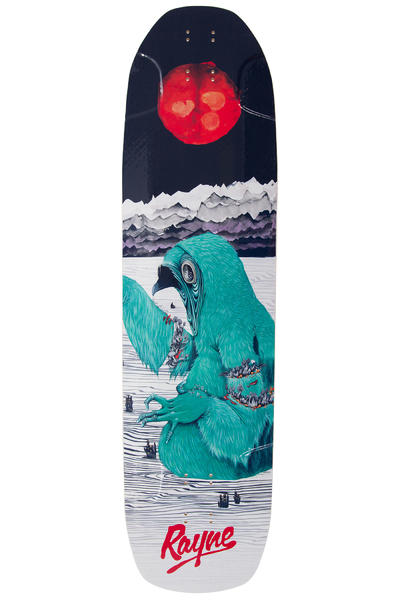 "Rayne Otherside 38"" (96,5cm) Longboard Deck (blood moon)"