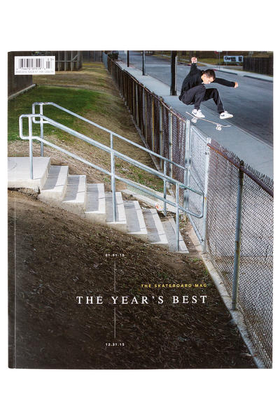 The Skateboard Mag März 2016 Revista