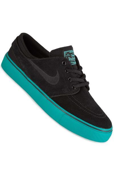 Nike SB Stefan Janoski Schuh kids (black black rio teal)