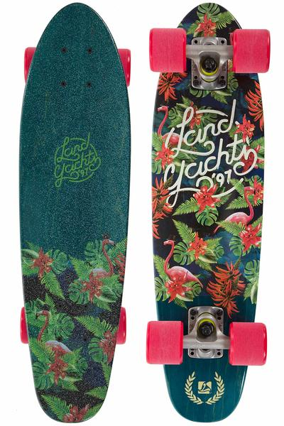 "Landyachtz Mini Dinghy 26"" (66,3cm) Cruiser (floral)"