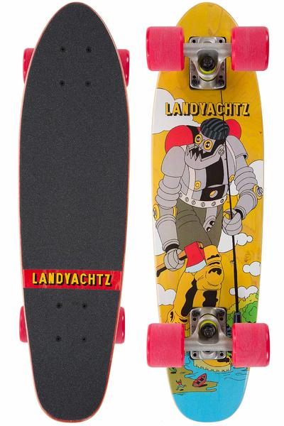 "Landyachtz Mini Dinghy 26"" (66cm) Cruiser (robot)"