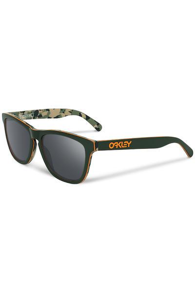 Oakley Eric Koston Frogskin LX Sonnenbrille (green camo black iridium)