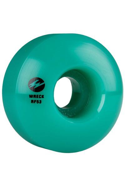 Wreck W3 53mm Rollen (aqua) 4er Pack