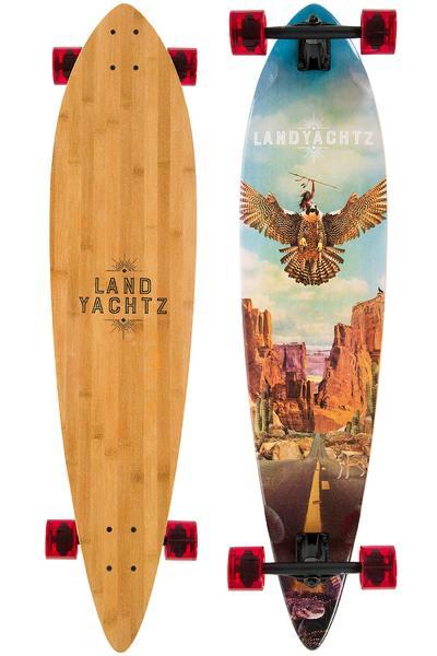 "Landyachtz Bamboo Pinner Canyon 44"" (111,8cm) Komplett-Longboard"