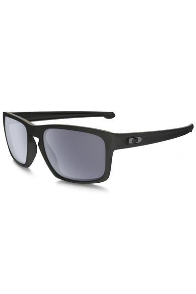 Oakley Sliver Sonnenbrille (matte black grey)