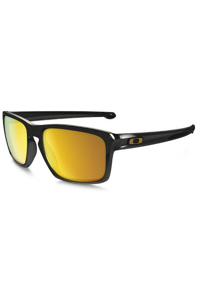 Oakley Sliver Sonnenbrille (polished black 24k iridium)
