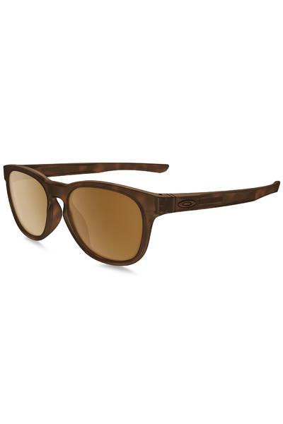 Oakley Stringer Sunglasses (matte brown tortoise dark bronze)