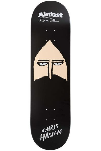 "Almost x Jean Jullien Haslam 8.375"" Deck (black)"